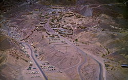 Calico Ghost Town, Four Miles West of Yermo Nine miles East of Barstow