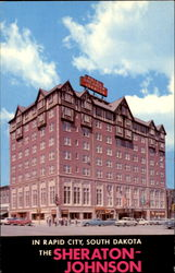 The Sheraton-Johnson Hotel, 523 Sixth St.