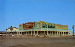 Big Texan Steak Ranch, I-40 East Postcard