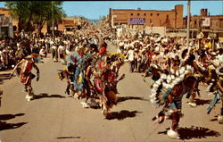 Gallup Ceremonial Parade