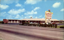 Howard Hughes Motor Lodge, 1310 W Main