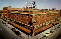 Campbell's Hotel Rogers