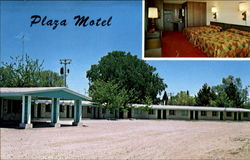 Plaza Motel, 427 South Highway 91