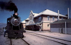 The East Ely Railroad Depot