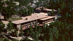 Aerial View Of Memorial View Building