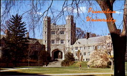 Blair Hall, Princeton University
