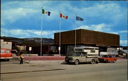 The New Whitehorse City Hall Postcard