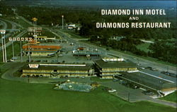 Diamond Inn Motel And Diamonds Restaurant