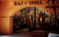 Raj Of India International