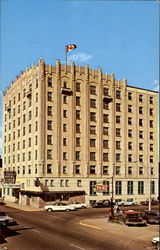 Royal Edward Hotel Postcard
