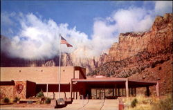 Visitor Center, Zion National Park