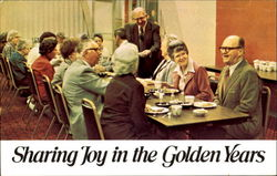 Sharing Joy In The Golden Years