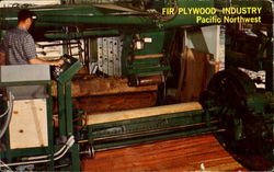 Fir Plywood Industry Pacific Northwest