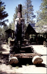 Logging Museum, Collier State Park