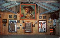 Interior View Buffalo Bill Memorial Museum