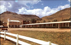 Iron Horse Motel, Colo. Hwy. 58, 17115 W. 44th Ave.