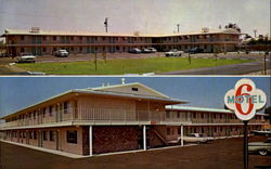 Motel 6, 4245 No. Blackstone Ave