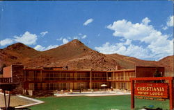 The Christiania Motor Lodge, Sun Valley Road