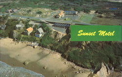 Sunset Motel, P. O. Box 373 Postcard