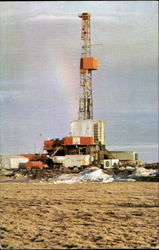 Prudhoe Bay Postcard
