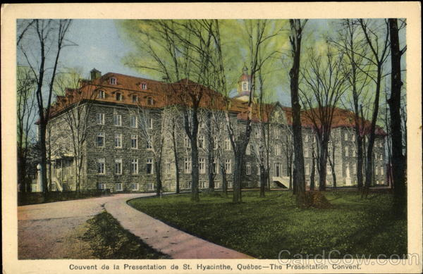 The Presentation Convent Canada Quebec