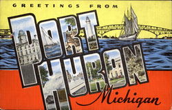 Greetings From Port Huron