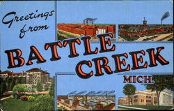 Greetings From Battle Creek