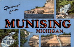 Greetings From Munising