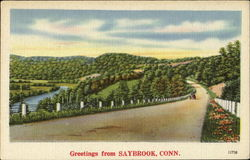Greetings From Saybrook