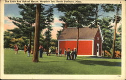 The Little Red School House, Wayside Inn