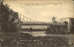 Old Chain Bridge