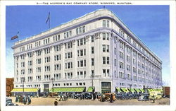 The Hudson's Bay Company Store Postcard