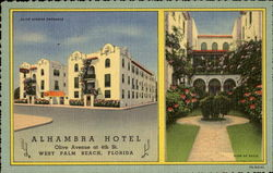 Alhambra Hotel, Olive Avenue at 4th St