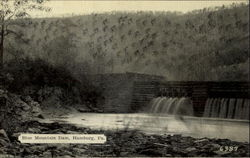 Blue Mountain Dam