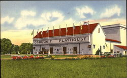 The Famous Ogunquit Playhouse, U. S. Route #1