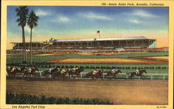 Los Angeles Turf Club, Santa Anita Park