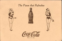 The Pause That Refreshes Coca-Cola
