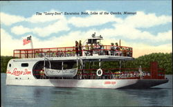 The Larry Don Excursion Boat