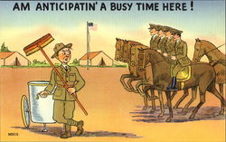 An Anticipatin A Busy Time Here!