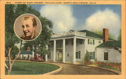Home Of Bing Crosby, Ytoluca Lake