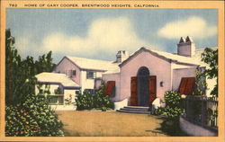 Home Of Gary Cooper
