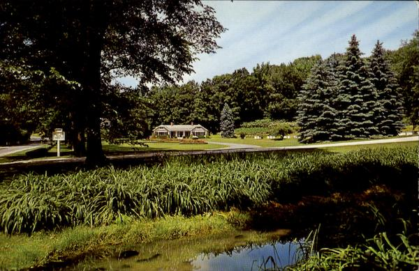 A Scenic View At Mount Hope Farm Williamstown Massachusetts