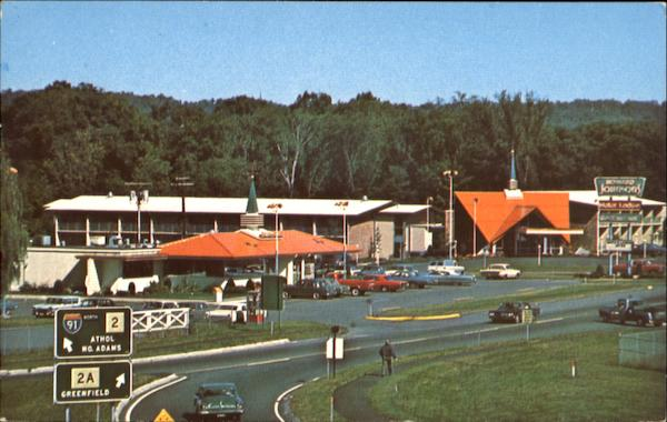 howard johnson 39 s motor lodge greenfield ma