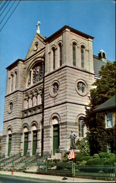 St John The Baptist Roman Catholic Church Merrimac