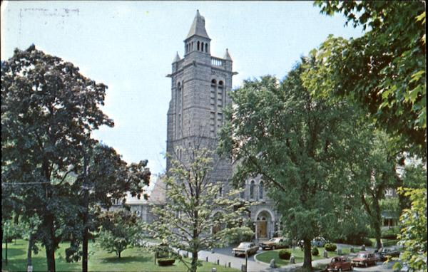 St. John's Episcopal Church Northampton Massachusetts