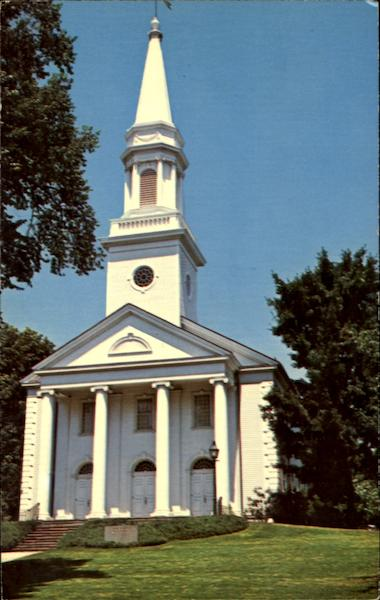 Helen Hills Hills Chapel, Smith College Northampton Massachusetts