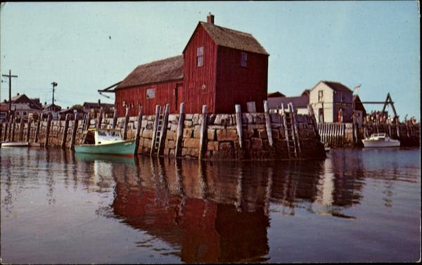 Motif Number One Rockport Massachusetts