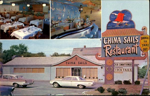 China Sails Restaurant Salem Ma