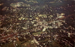 Aerial View Of Franklin