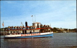 Sightseeing Boat